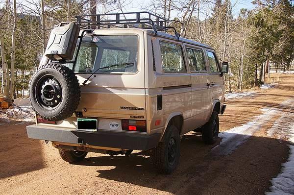 1987 Vw Syncro Van For Sale Buy Classic Volks