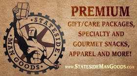 Stateside Man Goods Giveaway for Valentines day