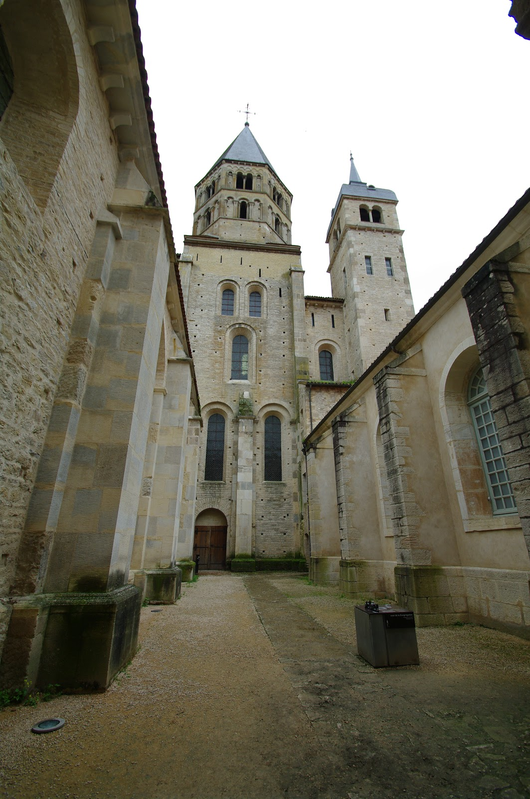 the abbey of cluny in burgundy Amazoncom: abbey in a town, cluny abbey, maconnais, saone-et-loire, burgundy, france by panoramic images art print, 30 x 20 inches: posters & prints.