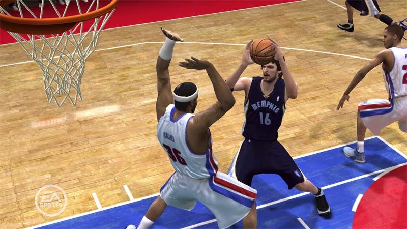 NBA LIVE 08 PC Game
