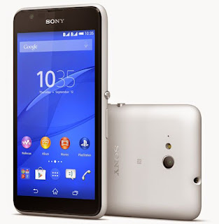 Sony Xperia E4g Dua