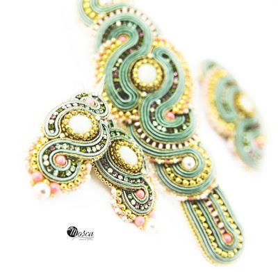 biżuteria z sutaszu