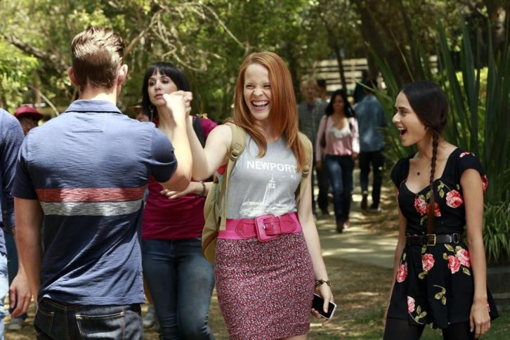 Switched at Birth - Episode 3.19 - You Will Not Escape - Promotional Photos