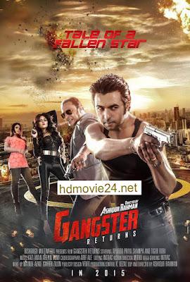 Gangster Returns 2015 Bangla Movie DVDRip 500mb Download