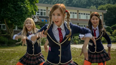 crayon pop way dancing queen