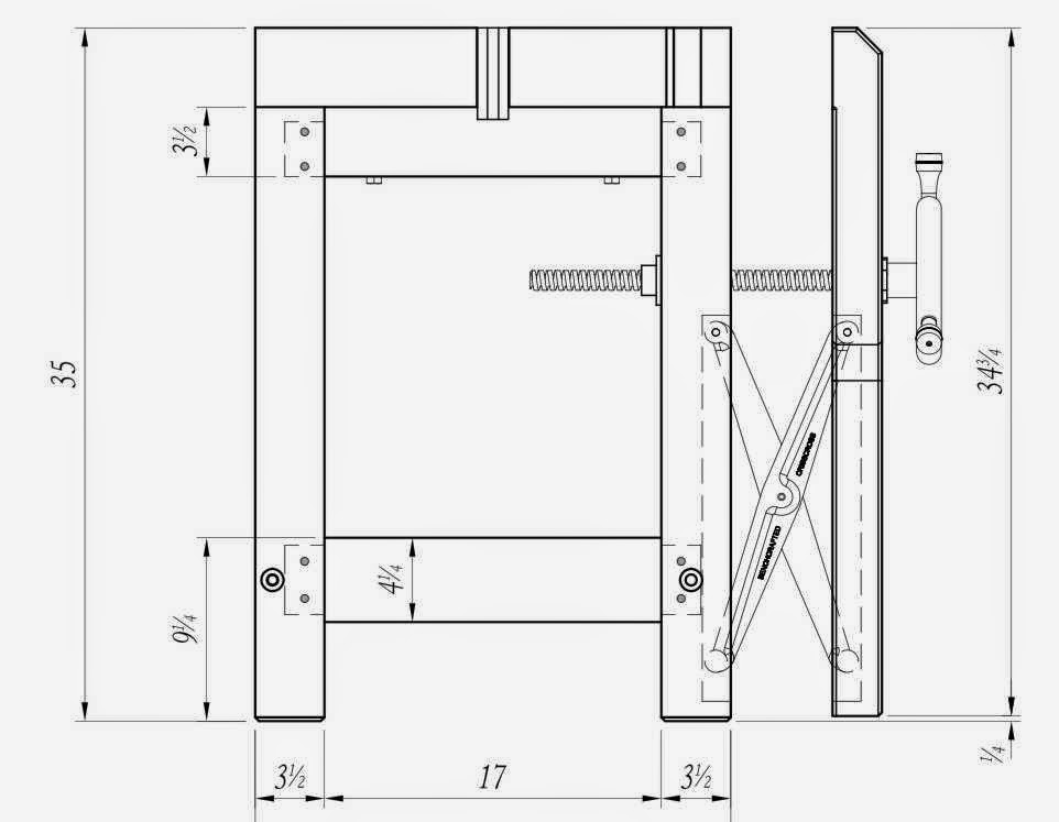 Split Top Roubo Bench Plans
