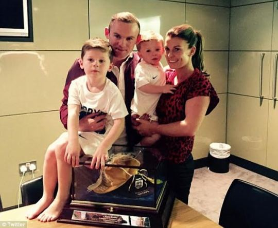 rooney and family