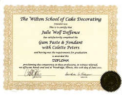 Gum Paste with Colette Peters Diploma
