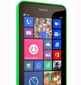 Nokia Lumia 630 muncul di situs Sofica SpeedCam