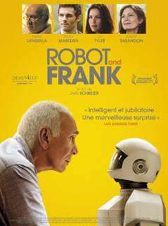 Baixar Frank e o Robô AVI Dual Áudio + RMVB Dublado + Torrent DVDRip