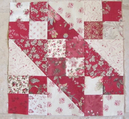 Sew Many Ways Block Of The Month Club 5jacobs Ladder