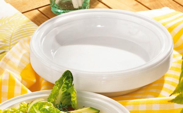 Informati piatti e bicchieri di plastica si possono for Piatti e bicchieri colorati