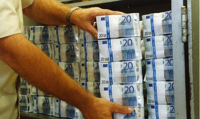 ΜΕΓΑΛΗ ΚΡΗΣΗ Η ΕΛΛΑΔΑ! Η Τράπεζα της «Ελλάδας» αγόρασε χρέη χωρών της Ε.Ε. ύψους 17 δις…