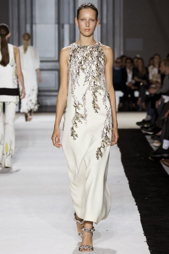Giambattista Valli Spring-Summer 2015 Ready-To-Wear collection