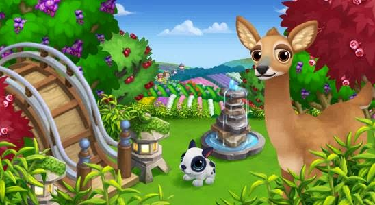Farmville 2 4 farmers farmville 2 outdoor zen limited for Farmville 2 decorations