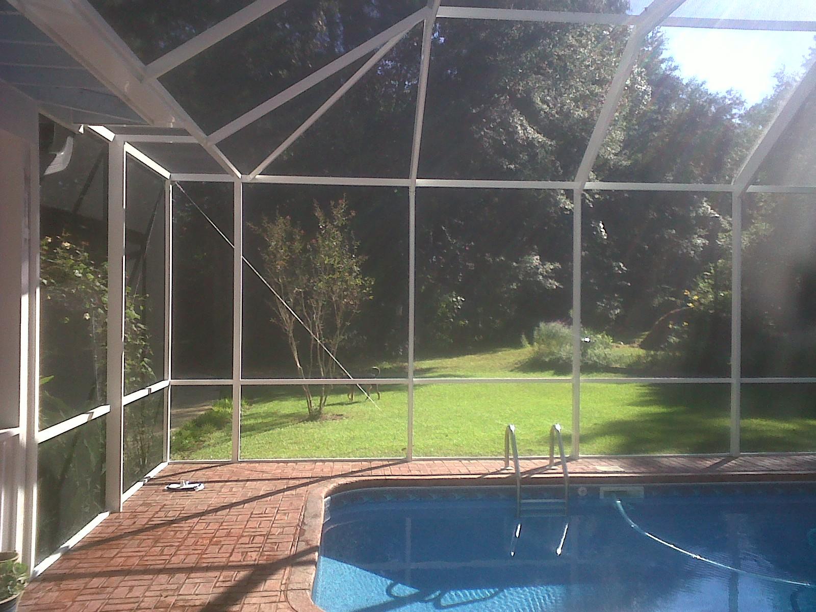 Pool Enclosures Usa Tallahassee Pool Enclosure Specialists