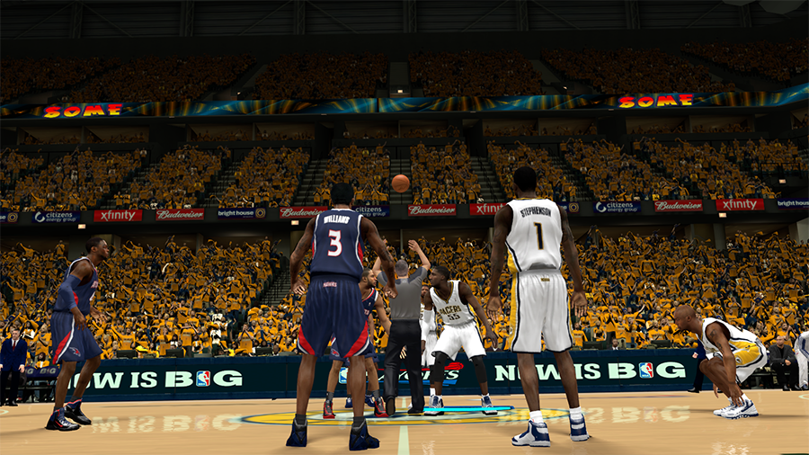 Indiana Pacers 2014 Playoffs | NBA 2K14