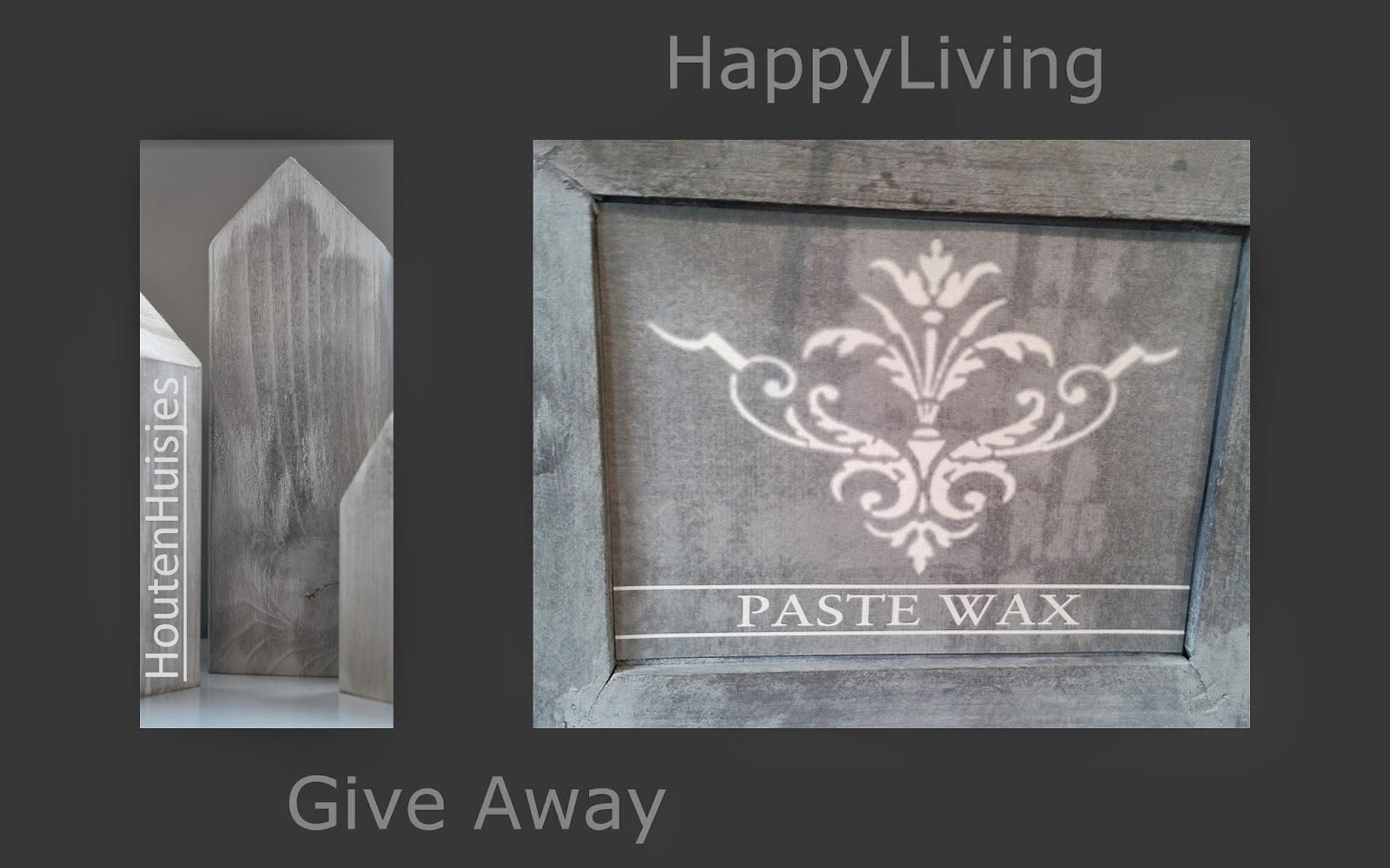Give Away bij Happy Living