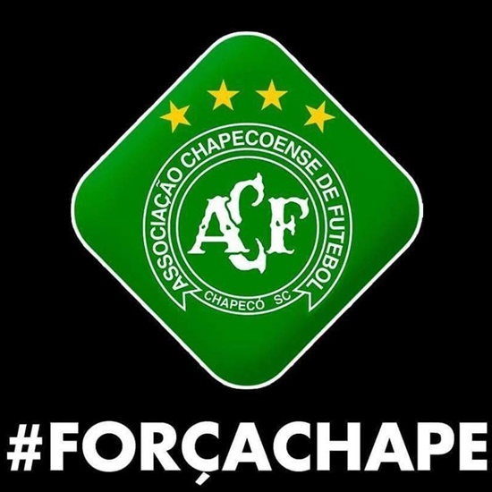 FORÇA CHAPE!