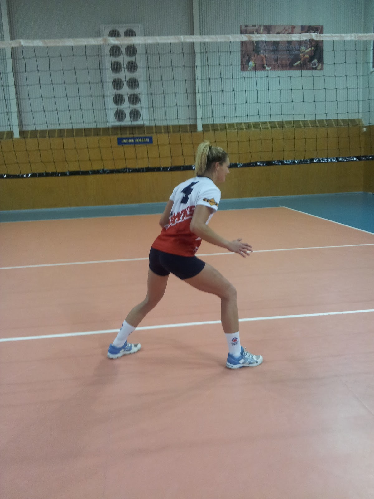 biomechanics in volleyball To biomechanics and kinetic analysis on volleyball spiking techniques using  biomechanical principles to analyze the varying pattern in each joint angle of  lower.