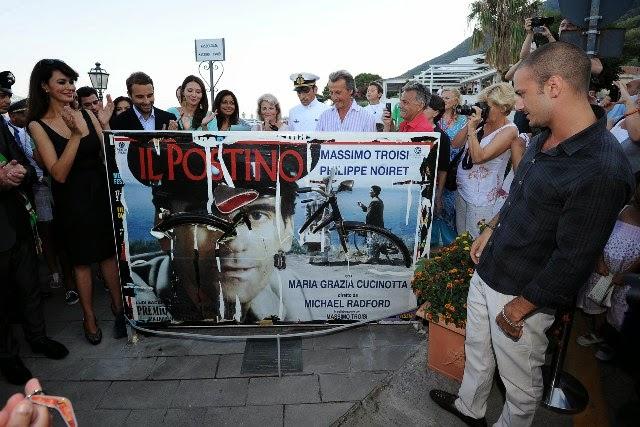 MARE FESTIVAL SALINA RICORDA MASSIMO TROISI