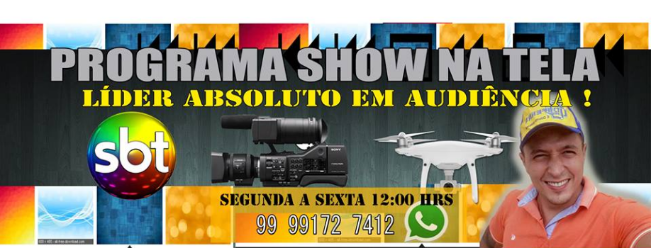 SHOW NA TELA