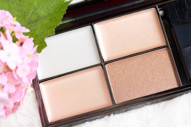 Sleek Precious Metals Highlighting Palette