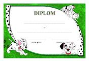 Diplomy pro děti