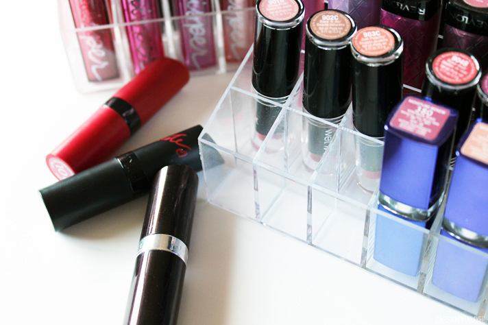 CHEAP EBAY FINDS // Clear Lipstick Holders - CassandraMyee