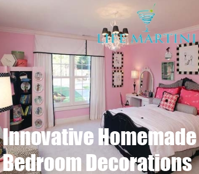 Homemade Bedroom Decorations