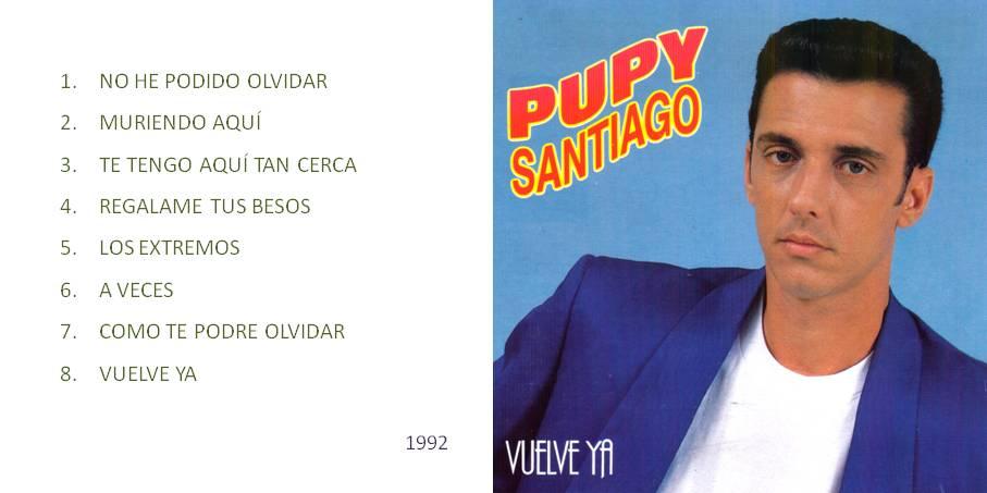 Salsa mayor: 4483 - Vuelve ya - Pupy santiago