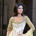 Shilpa Shetty on Ramp Walk  Cute Photos