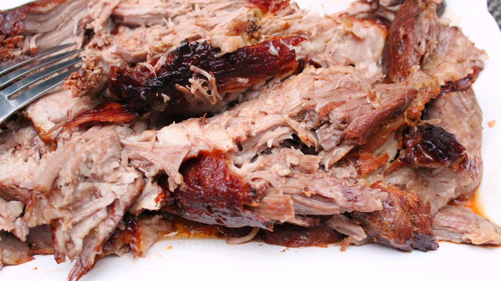 Slow Roasted BBQ Pork