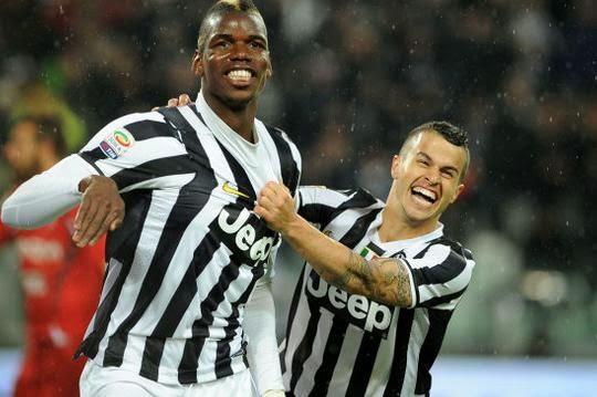 Juventus - Bologna 1-0 Pogba