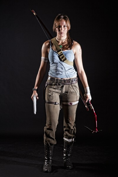 New Lara Croft Cosplay