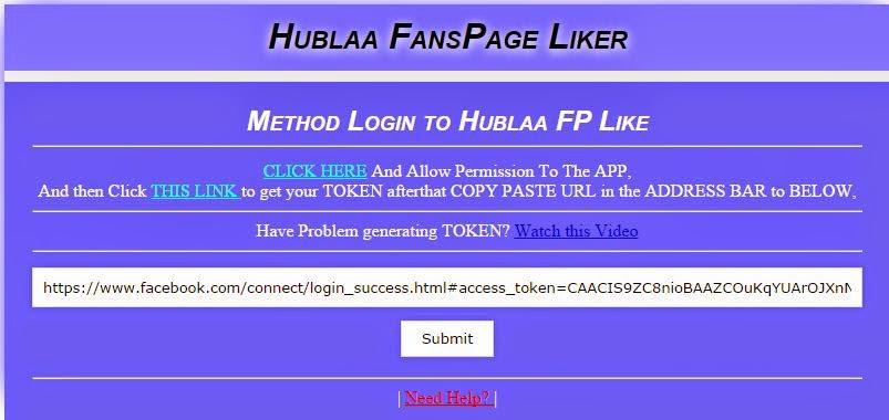 FansPage Liker