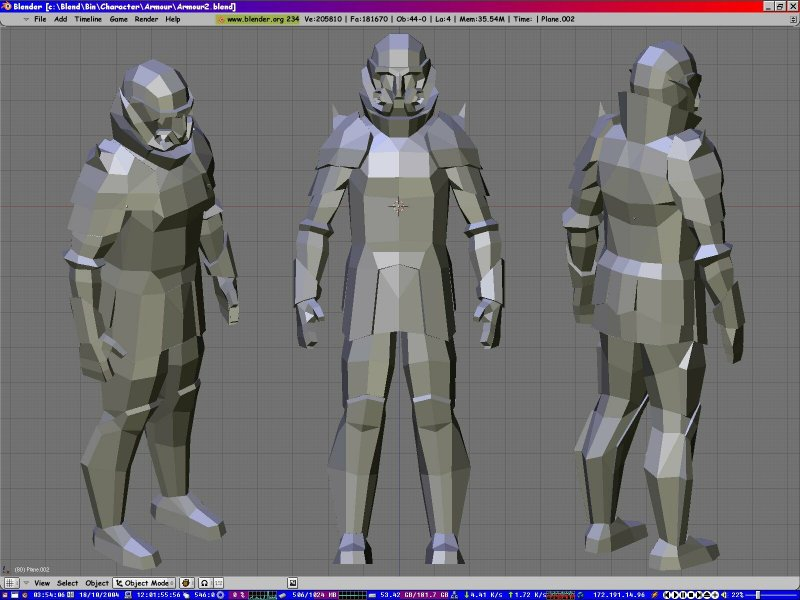 Blender 3d modeling how to model a simple body low poly Simple 3d modeling online