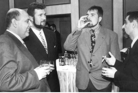 Бойко Борисов и Пашата