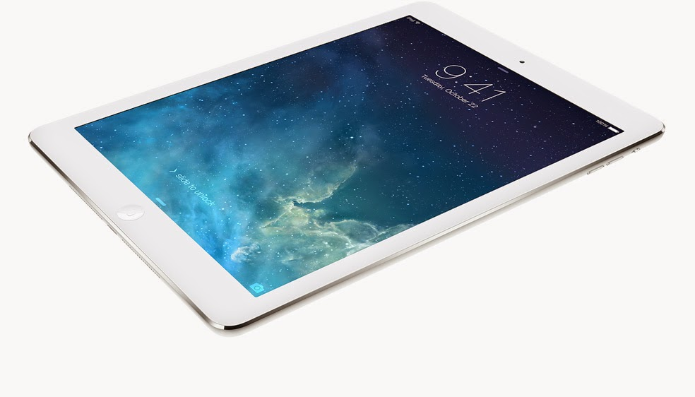 Apple to unveil the new iPad on October 16