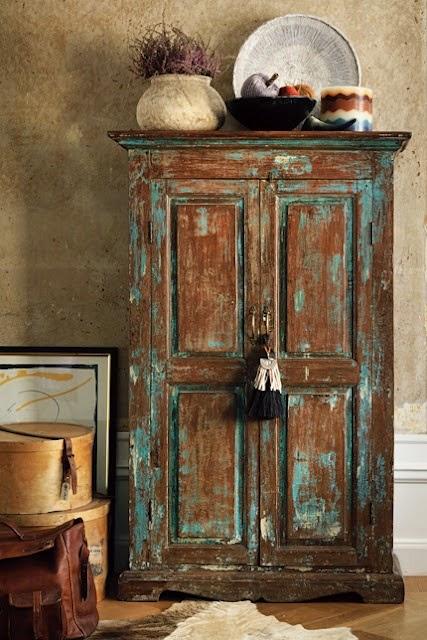 Decomagia hobby show dekor paint soft - Ropero antiguo ...