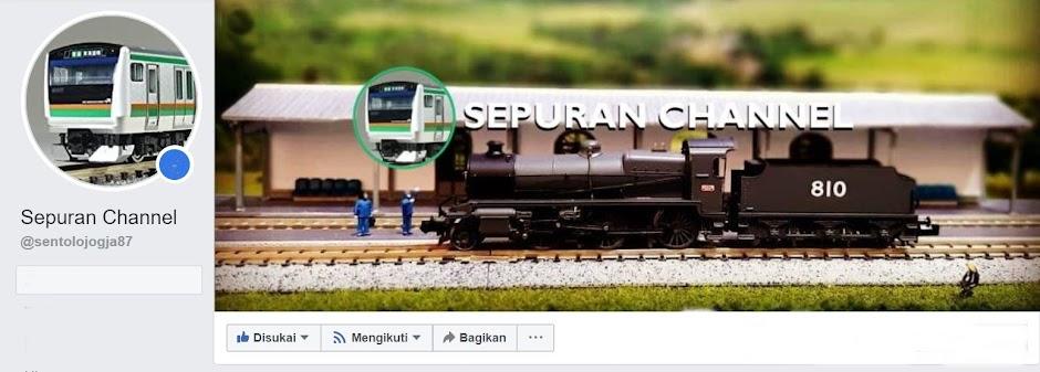 SEPURAN CHANNEL: Hobby Railway Model & Miniatur