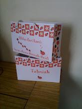 Paperbag ladybugs