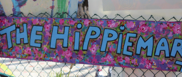 mercadillo hippy, formentera
