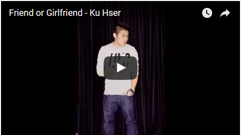 Friend or Girlfriend - Ku Hser