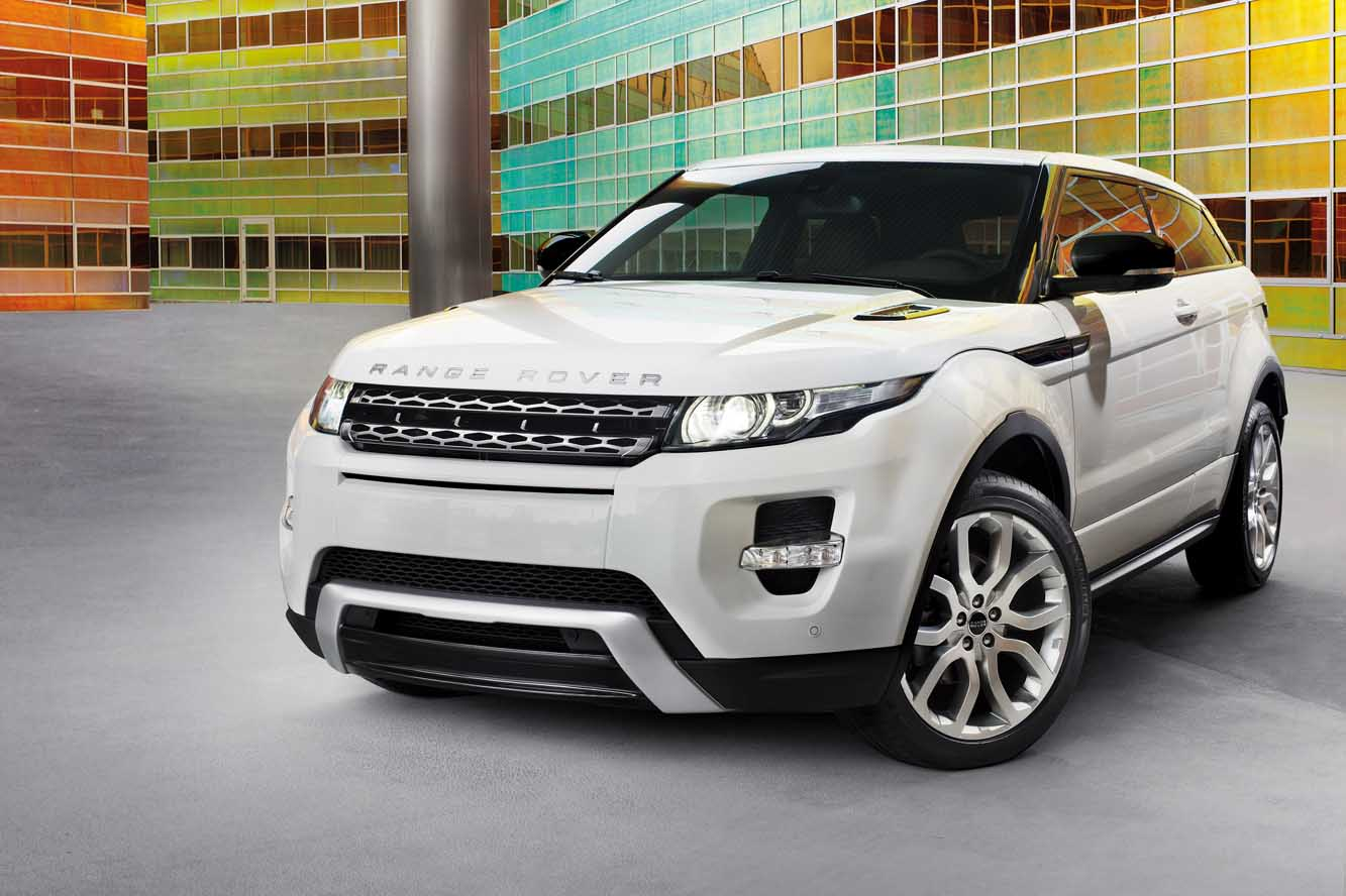 Cool Car Wallpapers 2012 Land Rover Evoque