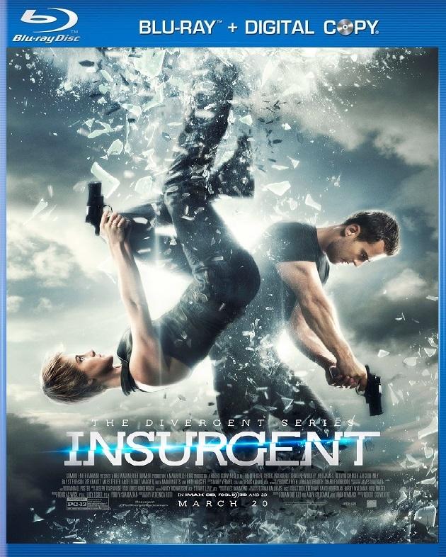[ภาพชัด Master มาแล้ว] Insurgent (2015) คนกบฏโลก [เสียงไทยโรงชัด]