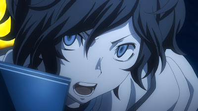 Hibiki Kuze Devil Survivor 2 The Animation