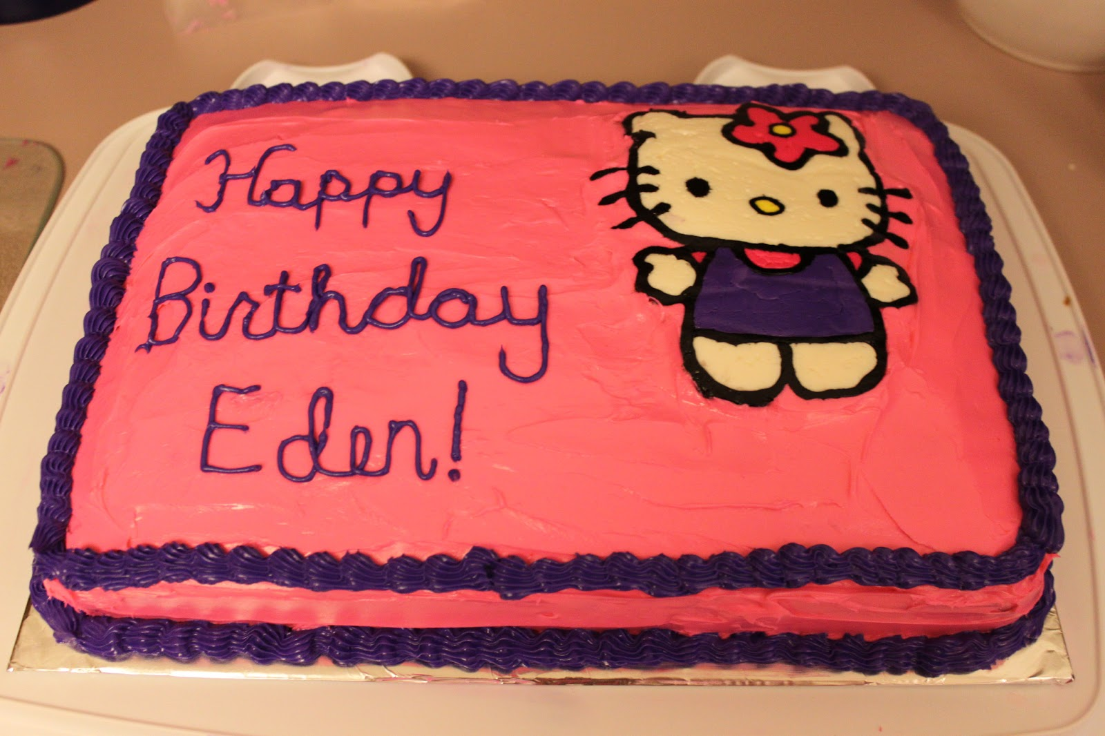 Little Things Edens Birthday