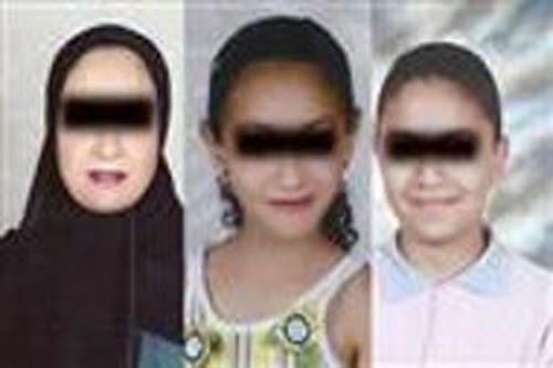 جريمة قتل بشعة .. أم تذبح طفليها والسبب غريب جدا !!
