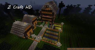 ZCraft Resource Pack para Minecraft 1.8/1.7/1.6